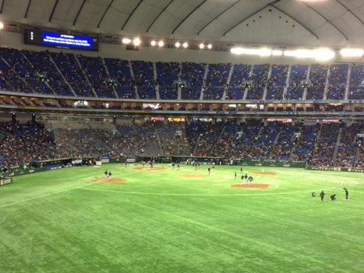 日米野球第4戦