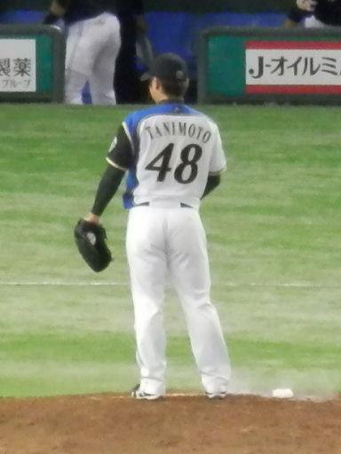 48谷元投手