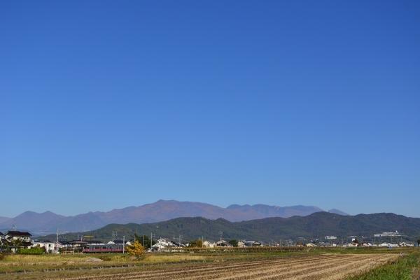 2014年10月29日 上田電鉄別所線 舞田~中野 1000系1001F