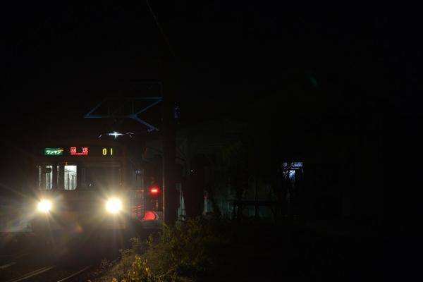 2014年11月16日 上田電鉄別所線 中塩田 1000系1001F