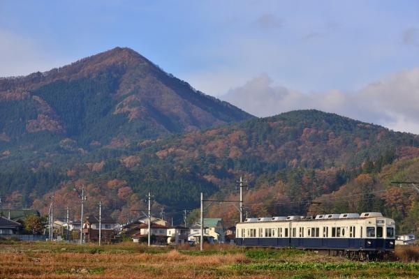 2014年11月16日 上田電鉄別所線 別所温泉~八木沢 7200系7255F