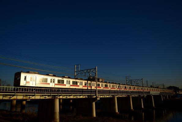 2013年1月18日 東急東横線 大倉山~綱島 9000系9012F