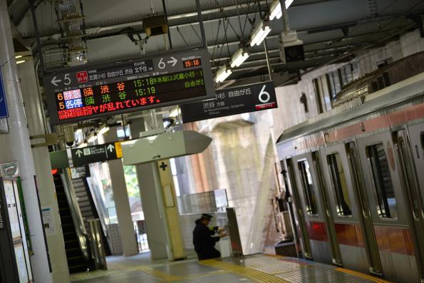 2013年3月4日 東急東横線 菊名