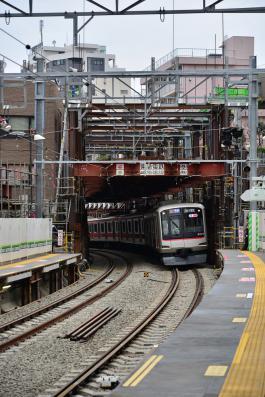 2013年3月20日 東急東横線 代官山 5050系5170F