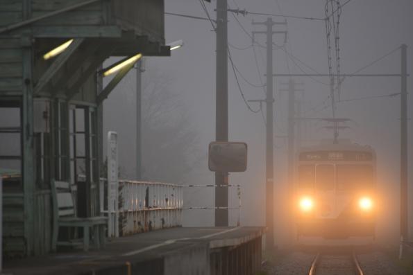 2013年4月18日 上田電鉄別所線 八木沢 1000系1003F