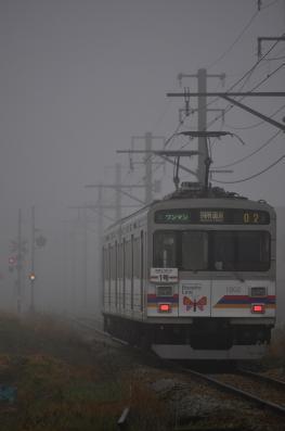2013年4月18日 上田電鉄別所線 舞田~八木沢 1000系1002F