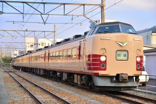 2013年5月5日 しなの鉄道線 上田 JR東日本189系N101編成