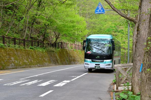 2013年5月20日 JRバス東北みずうみ号H641-10412