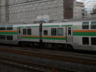E231系グリーン車