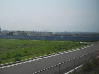 高崎付近の住宅地
