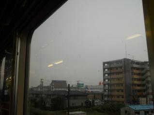 東北線車窓
