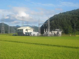赤津変電所