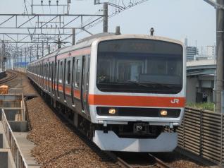 209系ケヨM73編成