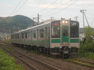 701系センF₂-516編成