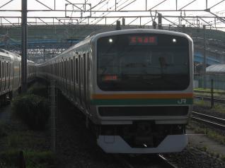 E231系コツS-21編成