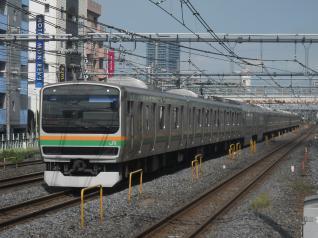 E231系ヤマU-531編成