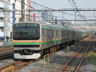 E231系ヤマU-536編成