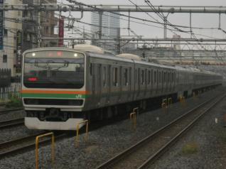 E231系ヤマU-537編成