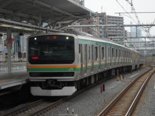 E231系ヤマU-541編成