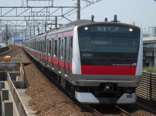 E233系ケヨF-54編成