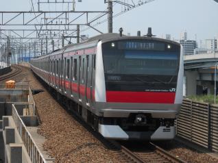 E233系ケヨ501編成