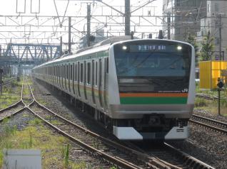 E233系チタNT57編成