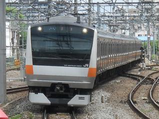 E233系トタT16編成