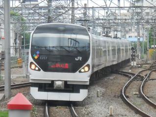 E257系モトM-112編成