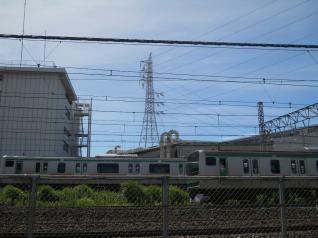 上永谷線7号&E231系