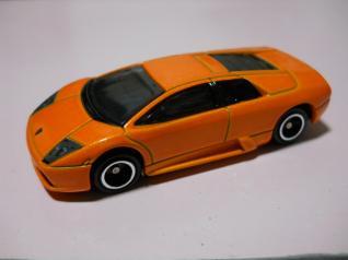 オレンジ色のムルシエラゴ