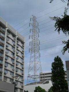 南横浜火力線13号