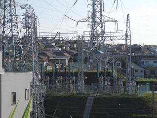 南横浜火力線1号