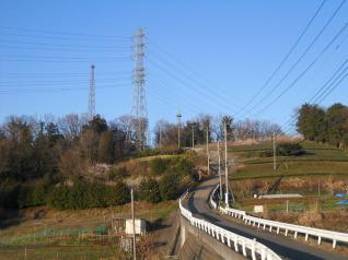 田代幹線386号周辺