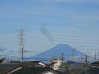 香川線20号と夏富士