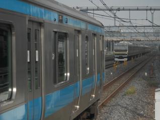 E233系1000番台&E231系近郊形