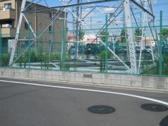千代田線23号根元
