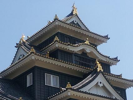 岡山城 (6)