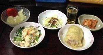 トモヤの夕ご飯^^