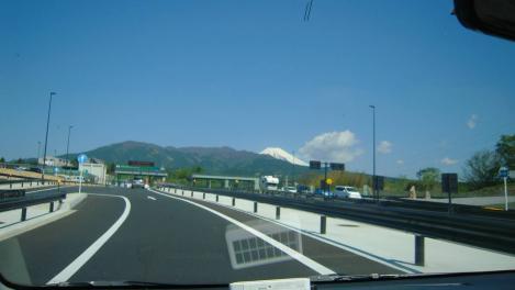 第二東名沼津長泉インターから下り線に入り浜松までのデジカメ写真