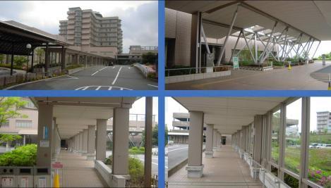 37歳で医者になった僕の舞台となった大学病院となった静岡がんセンターの各部をデジカメショットしてみた