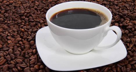 チモトコーヒーで癒す美味しい写真画像