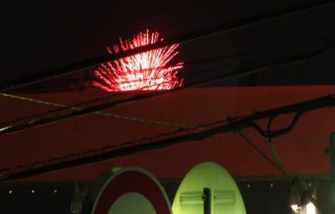 2012沼津市花火大会の花火をデジカメ撮影しますた