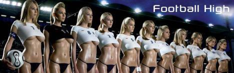 キャバクラ嬢も日本女子サッカーユニフォームもコノセクシー衣装なら絶対に見に行くね