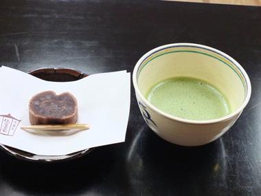7抹茶&京菓子0220