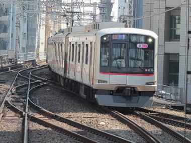 ③渋谷駅進入0315