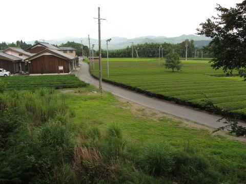 旧東海道 旧松尾(松野尾)村