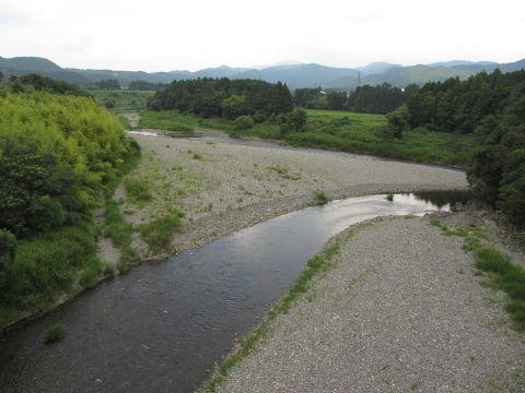 松尾川(野洲川)