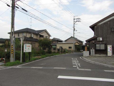 土山宿滝町