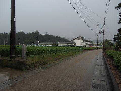 土山宿・生里野