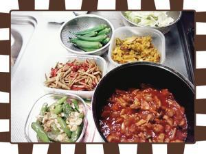 2013常備菜を作る